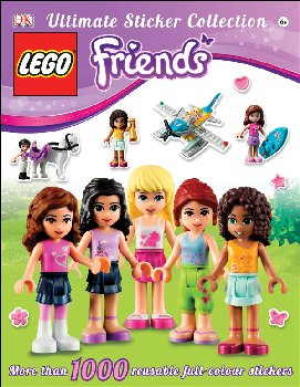 LEGO Friends (Ultimate Sticker Collection)