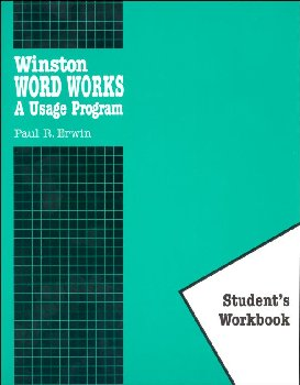 Winston Word Works Workbook only
