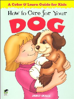 How to Care for Your Dog Coloring Book