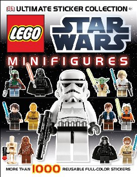LEGO Star Wars Minifigures (Ultimate Sticker Collection)