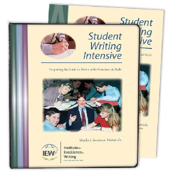 Student Writing Intensive A Student Materials (2015 Edition)