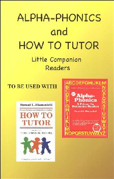 Alpha-Phonics and How to Tutor Little Companion Readers