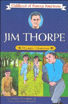 Jim Thorpe: Olympic Champion (Chldhood of Famous Americans)