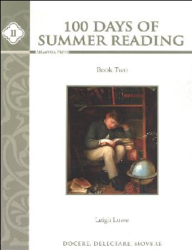 100 Days of Summer Reading Book Two