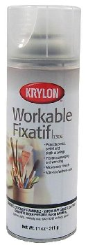 Krylon Workable Fixative