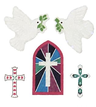 Prismatic Doves and Crosses
