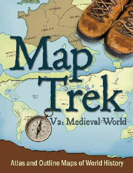 Map Trek: Medieval World