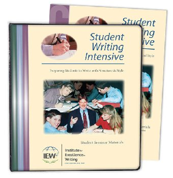 Student Writing Intensive C Student Materials (2015 Edition)