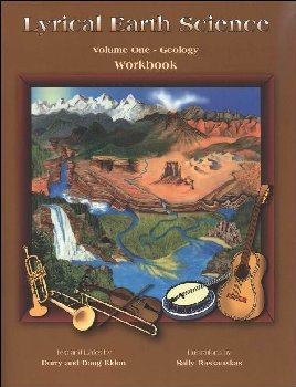 Lyrical Earth Science Volume 1 Geology Workbook