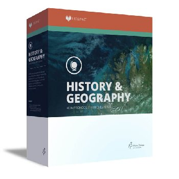 History 10 Lifepac Complete Boxed Set