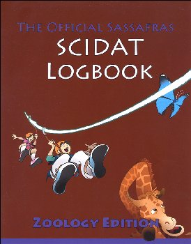 Official Sassafras Scidat Logbook Zoology Edition
