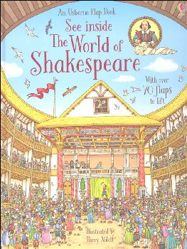 See Inside the World of Shakespeare (Usborne Flap Book)
