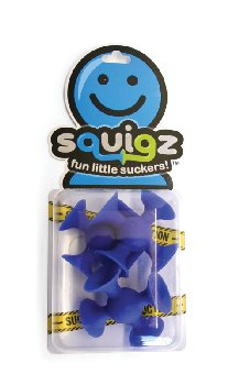 Squigz-Wonkity-Add on Set of 3 (Cobalt Blue)