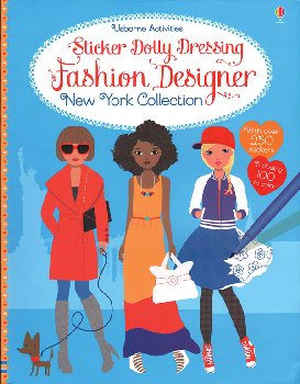 Sticker Dolly Dressing Fashion Designer - New York Collection