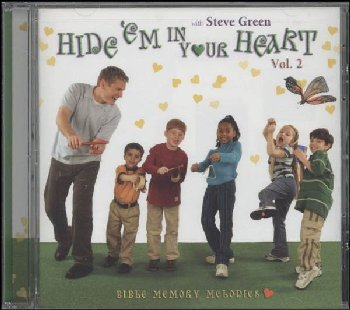 Hide 'Em in Your Heart Volume 2 CD