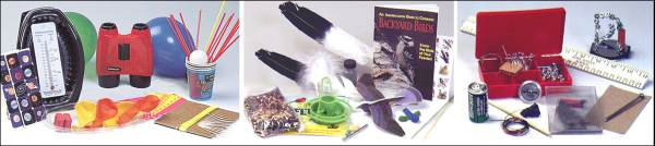 Home Science Adventures Complete Set I (Astronomy/Birds/Magnetism)