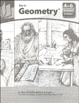 Key to Geometry Answers & Notes Books 4-6