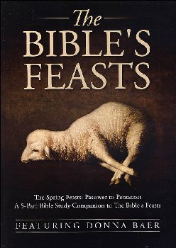 Bible's Feasts DVD