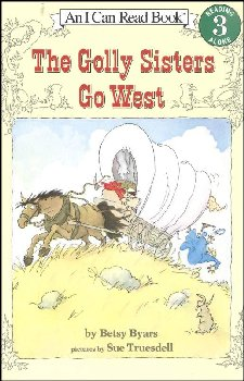 Golly Sisters Go West