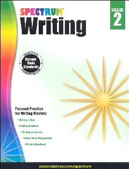 Spectrum Writing 2015 Grade 2