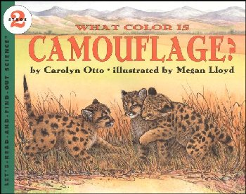 What Color is Camouflage? (Let's Read And Find Out Science, Level 2)