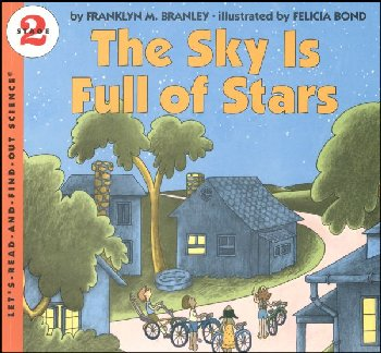Sky is Full of Stars (Let's Read  And Find Out Science, Level 2)