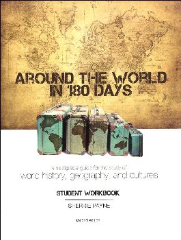Around the World in 180 Days Student Workbook, 2nd Edition