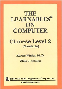 Chinese Level 2 - Learnables DVD Windows/MAC