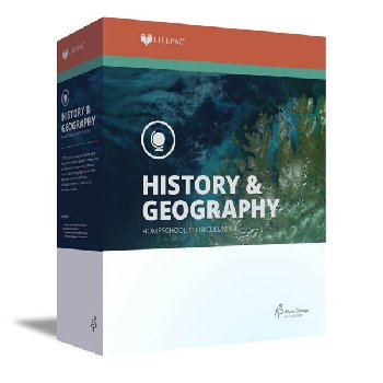 History 9 Lifepac Complete Boxed Set