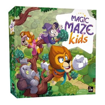 Magic Maze Kids Game
