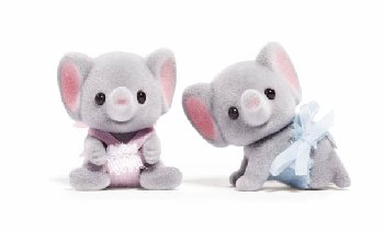 Ellwoods Elephant Twins (Calico Critters)