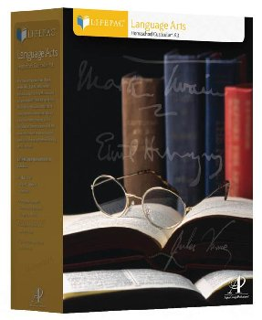 Language Arts Grade 10 LIFEPAC Complete Boxed Set