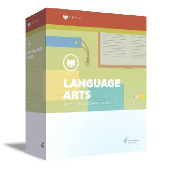 Language Arts Grade 4 LIFEPAC Complete Boxed Set