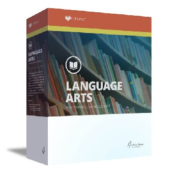 Language Arts Grade 9 LIFEPAC Complete Boxed Set