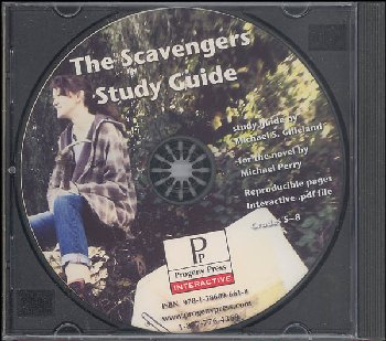 Scavengers Study Guide on CD
