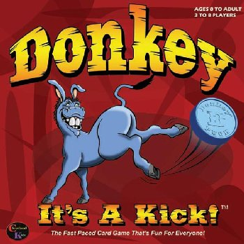 Donkey: It's A Kick! Game