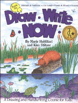 Draw-Write-Now Book 6