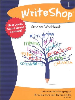 WriteShop: Incremental Writing Program Workbook 1