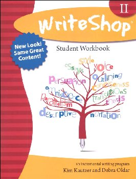 WriteShop: Incremental Writing Program Workbook 2