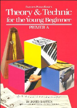 Theory & Technic for the Young Beginner Primer A