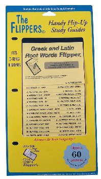 Greek and Latin Root Words Flipper