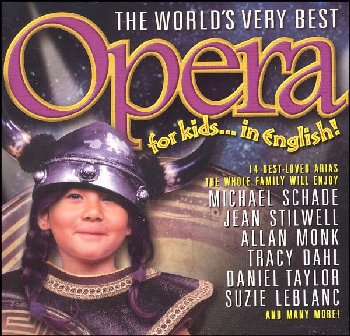 World's Very Best Opera for Kids English CD