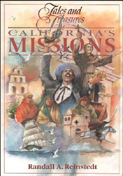Tales and Treasures of the California's Missions