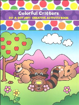 Colorful Critters Book