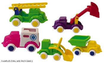 "Maxi Trucks 5"" (Assorted Styles) (Viking Toys)"