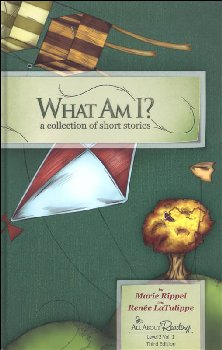 What Am I ? - Level 2 Volume 1 (3rd Edition) (black & white)