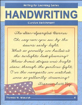 Improving Cursive Writing Book E, 2nd Edition