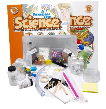Reason for Science D Pack (includes materials kit)