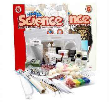 Reason for Science G Pack (includes materials kit)