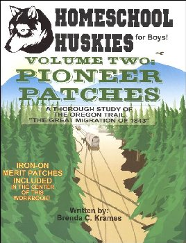 Homeschool Huskies Volume 2 - Pioneers